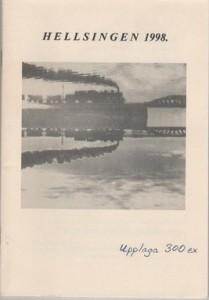 Hellsingen Årsskrift 1998