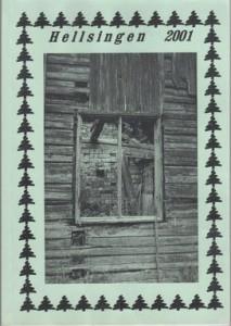 Hellsingen Årsskrift 2001