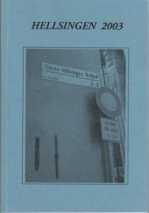 Hellsingen Årsskrift 2003