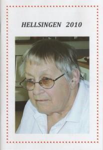 Hellsingen Årsskrift 2010